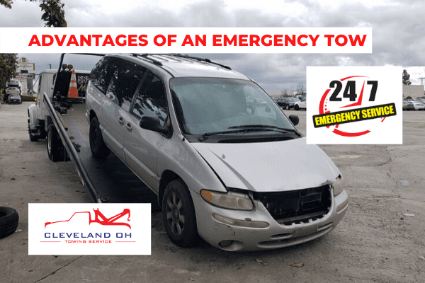 Advantages of Using an Emergency Towing Service