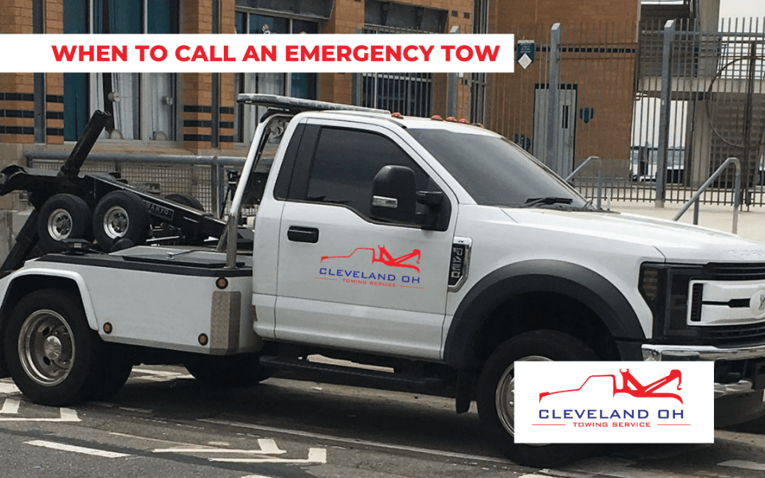 When to Hire an Emergency Tow Truck